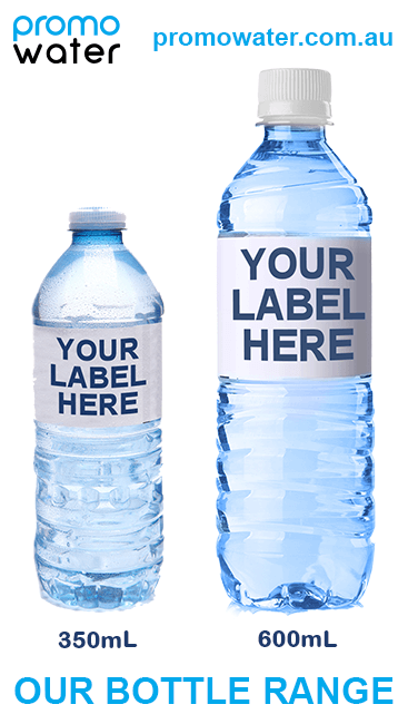 Our product range of private label water includes 600 mL and 350 mL bottles