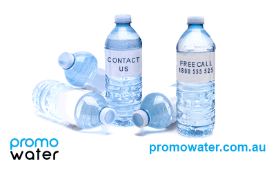 Contact Promo Water via phone or message